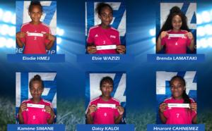 Académie fédérale du Football Féminin de Nouvelle-Calédonie / FCF - FIFA - OFC