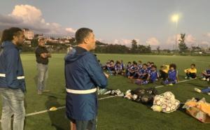 DO KAMO reçoit sa dotation FCF en matériel / Sections Sportives et Scolaires Football