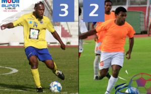 HORIZON PATHO - SC NE DREHU : 3 - 2 / Mobil Super Ligue (J4 - retard) - Classement
