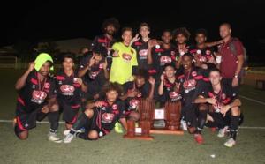 Un solide CHAMPION / Championnat FCF U18 - L'AS MONT DORE vainqueur de la 1ère édition du championnat fédéral U18