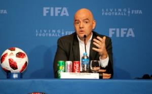 201 Millions de dollars USD de dédommagement accordé à la FIFA, pour le football / Communiqué FIFA - VIDEO (Président de la FIFA)