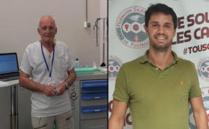 Paroles de médecins / Football et Covid - Interview FEDCALFOOT