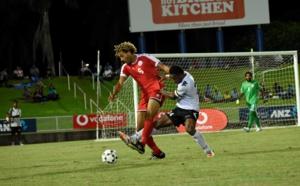Les 'Qualifs' Coupe du Monde en ligne de mire (début 2022) / Sélection A de Nouvelle-Calédonie