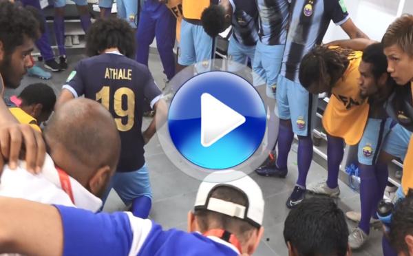 """"""" A jamais les premiers : KOI THEEN """" / Reportage VIDEO - Hienghène Sport (Mondial des Clubs de la FIFA)"""