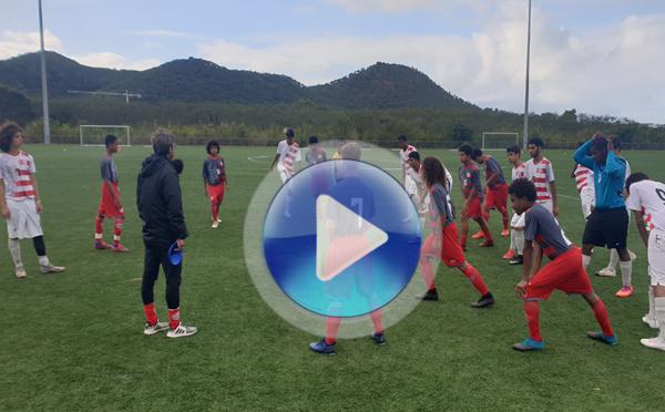 CALEDOFOOT n°11 : l'Académie FCF garçons s'ouvre en 2022 / Plateau FCF TV (Vidéo)
