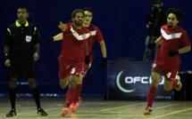 La Sélection Futsal est fixée / Nation's Cup OFC FUTSAL (oct-nov 2019)