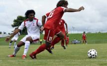 Port-Moresby avant Apia / Sélection A de Nouvelle-Calédonie