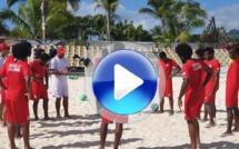CALEDOFOOT n°8 / Beach Soccer - Sélection A féminines
