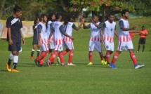 Les cagous ne tremblent pas / NC vs Samoa Américaines : 5 - 0