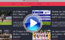 Nouveauté : l'APPLI FEDCALFOOT débarque / FCF - VIDEO