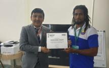 HIENGHENE Sport dans la cour des GRANDS / Mondial des Clubs de la FIFA J-3