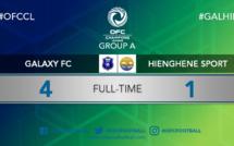 Dure entame pour Hienghène (1-4) / Champions League OFC - VIDEO