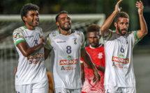 Champions Legue OFC / AS MAGENTA (groupe C) - Résumé VIDEO (match MAG vs SOL : 2 - 0)