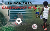 CALEDOFOOT n°4 : Défi Jonglages / Football des Jeunes / CFF2 à Lifou - VIDEO