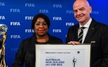La FIFA a fait son choix : celui de la Nouvelle-Zélande et de l'Australie / Mondial Féminin 2023