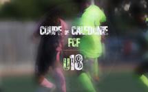 RESULTATS 1/2 finale U15 et U18 / COUPE de CALEDONIE jeunes