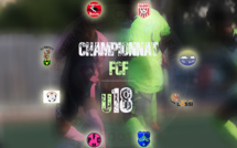 Résultats-Classement J4 / Championnat FCF U18