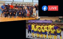 PAROLES de CAPITAINES / Finale COUPE de Calédonie FUTSAL - ce samedi 5 décembre (17h) / LIVE streaming VIDEO