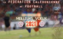 MEILLEURS VOEUX 2021 + Infos fermeture annuelle FCF