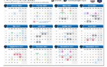 Formations 2021 : DATES et Fiches d'INSCRIPTIONS