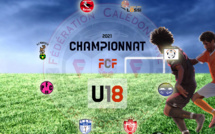 CHAMPIONNAT fédéral FCF U18 : calendrier officiel + Programme Journée 1