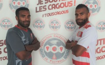 La FCF lance sa BOUTIQUE en LIGNE / Vente de Maillots - Equipe de Calédonie : site web FCF + accueil FCF