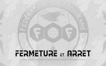 Le Pays et le Football confinés jusqu'au 4 octobre (inclus) / Crise-COVID