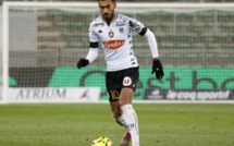 Angelo FULGINI buteur contre le PSG... mais vaincu / Ligue 1